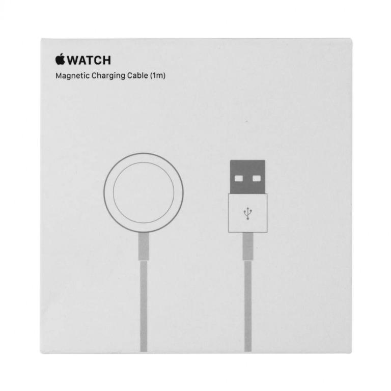 BEST OFFER!! Apple Watch Official Genuine Magnetic Charger to USB Cable 1m in Retail Box