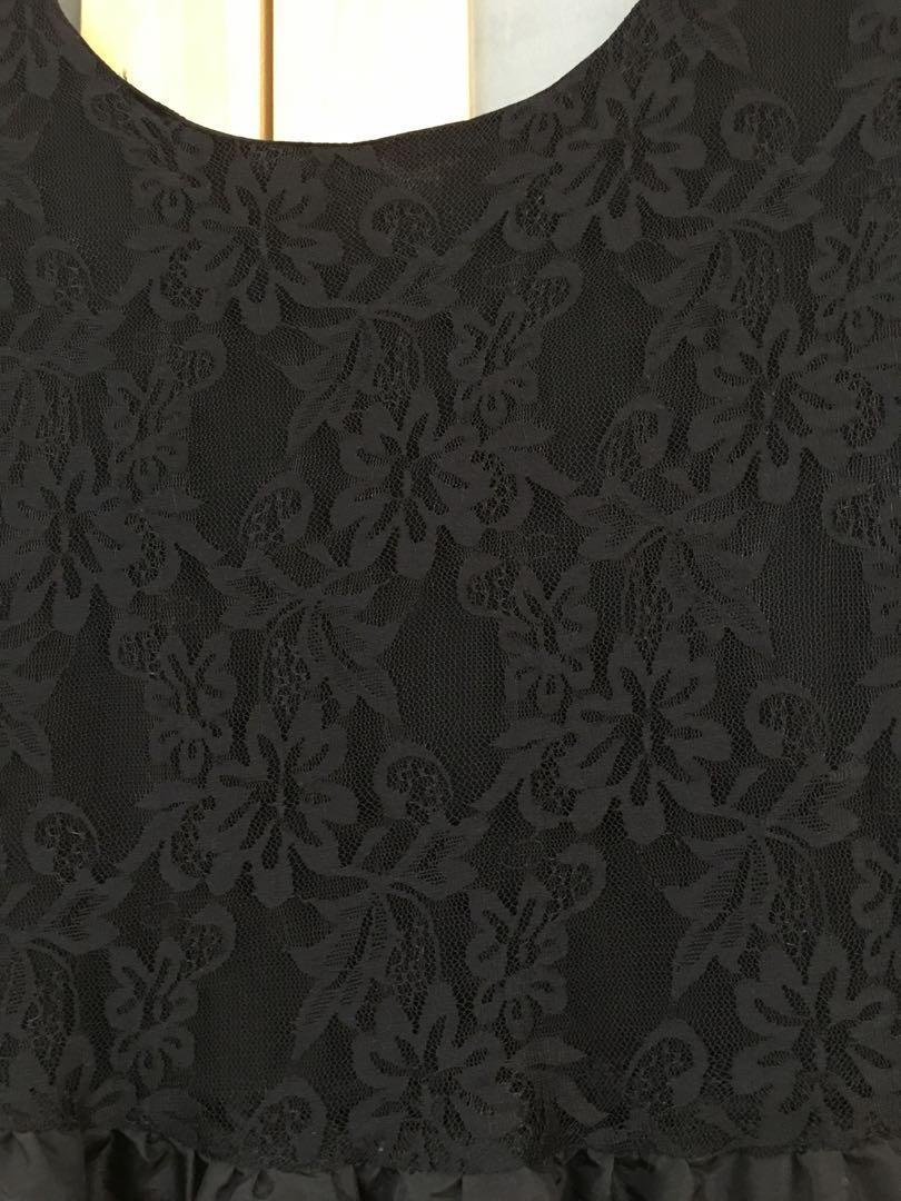 Black Party Dress (Yen by Arthur)