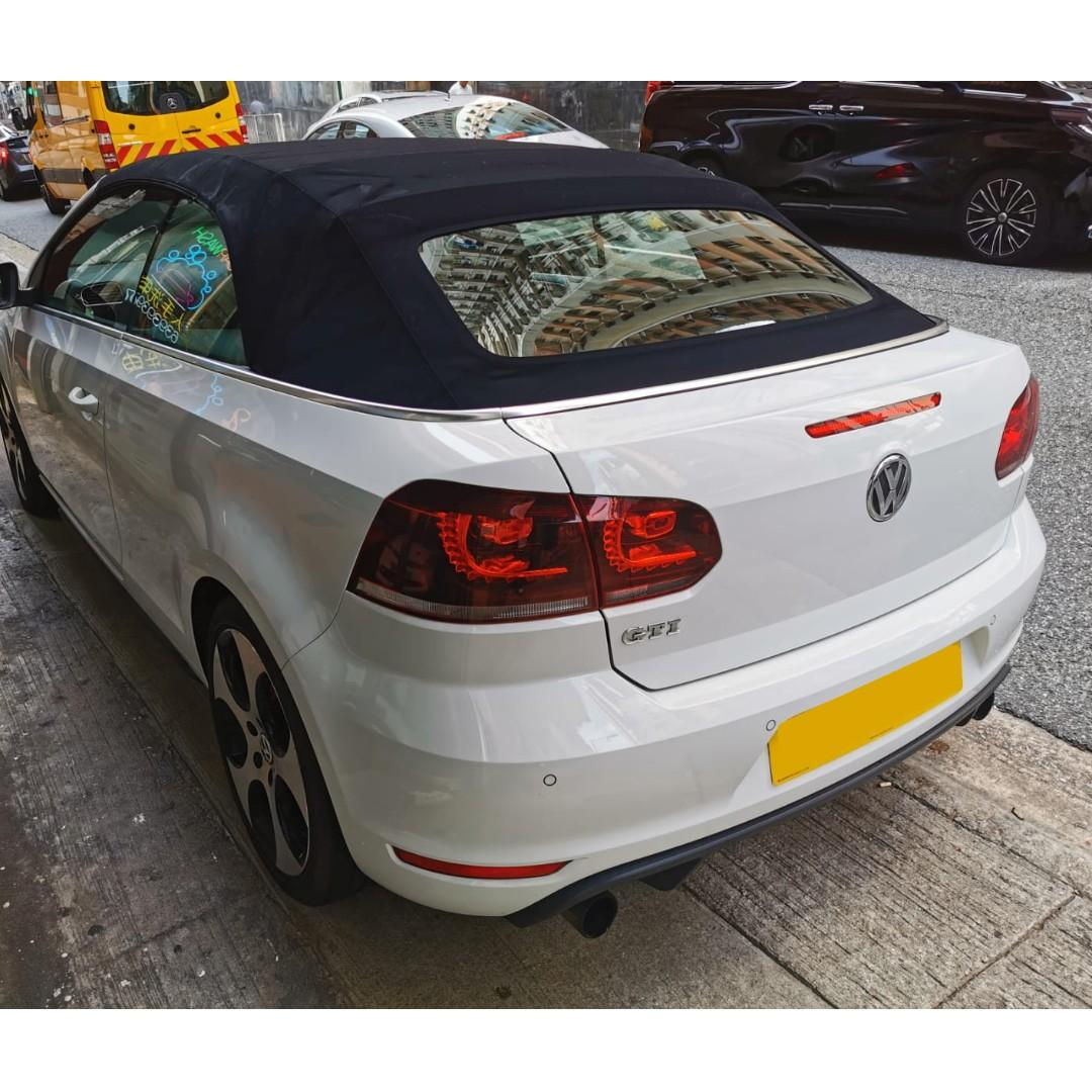 2014 Volkswagen Golf GTI 2.0 Convertible (2300)