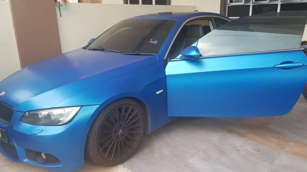 BMW E90 335i 2 DOOR SPECIAL EDITION TAHUN 2006/2010
