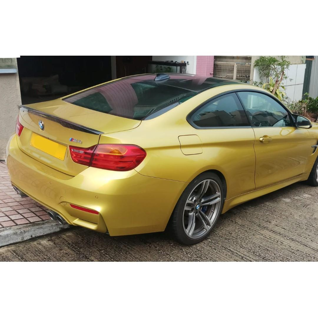 2014 BMW M4 Coup (2303)