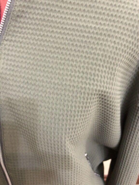BNWT Lulu & Rose Khaki Margaux Bomber Jacket Size XS (Fit to M) RRP $129.95