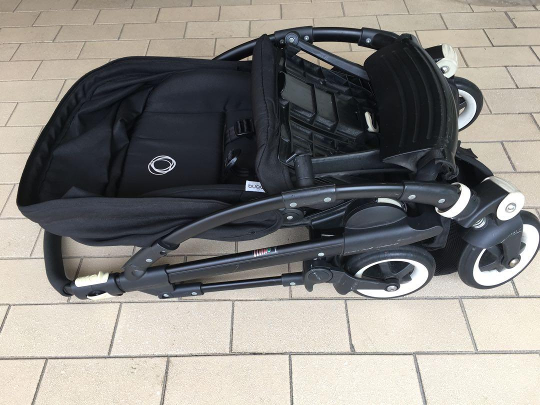 Bugaboo Bee - All Black Limited Edition