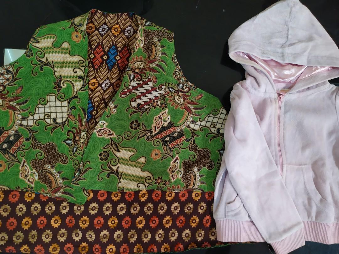 Cardigan dan jaket