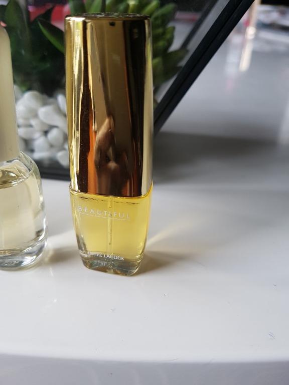 Clinique & Estee Lauder Eau De Perfume x 4.  4ml each. New