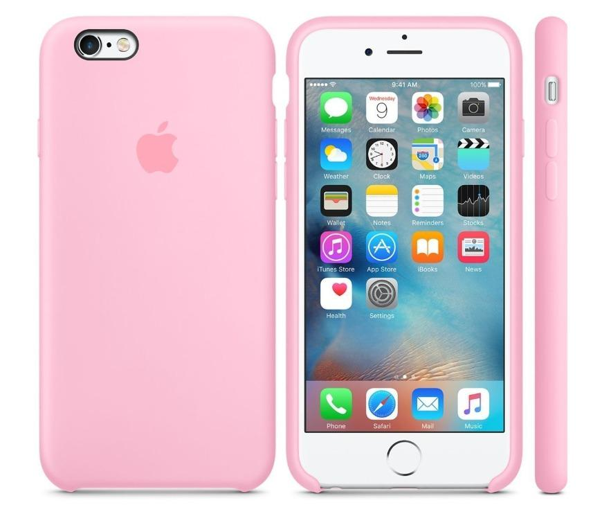 DON'T MISS!! Apple iPhone 6 and 6S Official Genuine Silicone Case in Retail Box