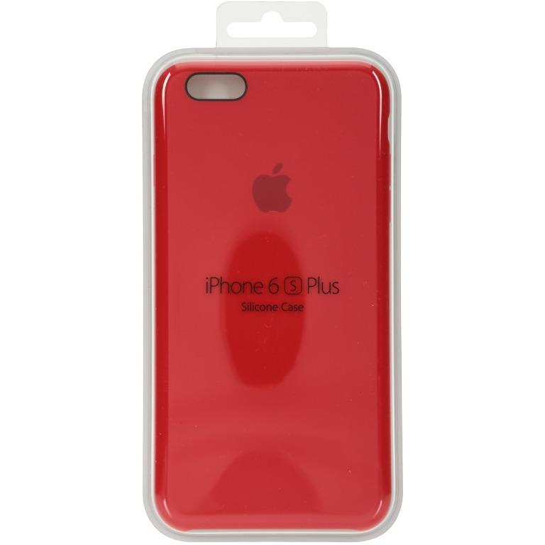DON'T MISS!! Apple iPhone 6 and 6S Plus Official Genuine Silicone Case in Retail Box