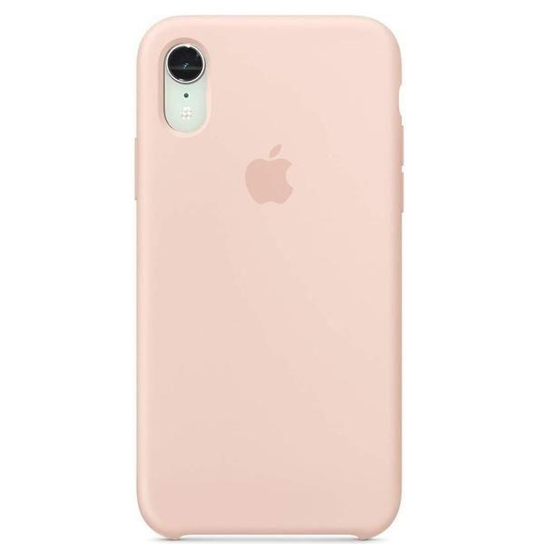 DON'T MISS!! Apple iPhone XR Official Genuine Silicone Case