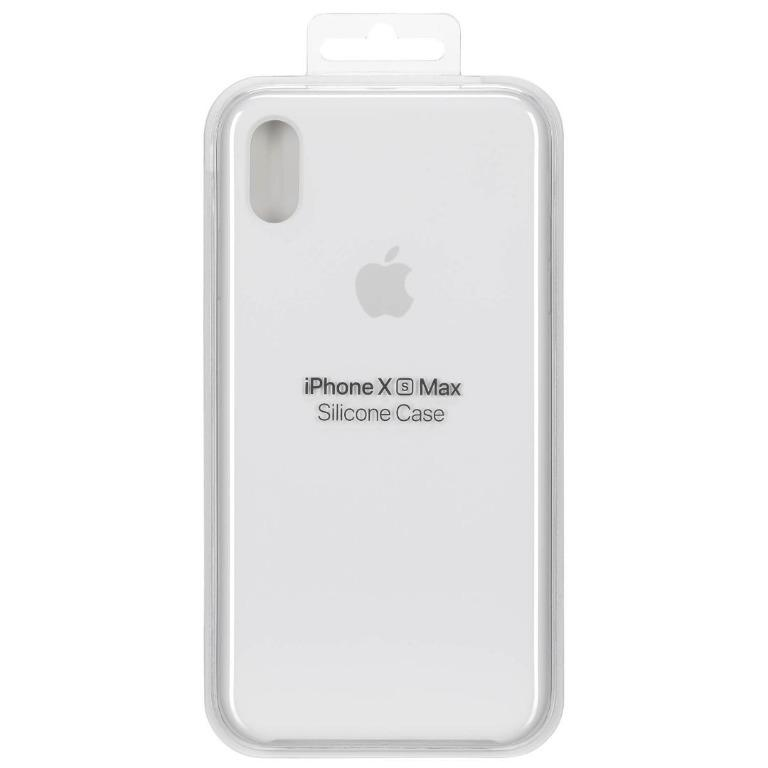 DON'T MISS!! Apple iPhone XS Max Official Genuine Silicone Case in Retail Box