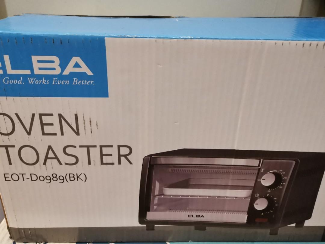 Elba Oven Toaster