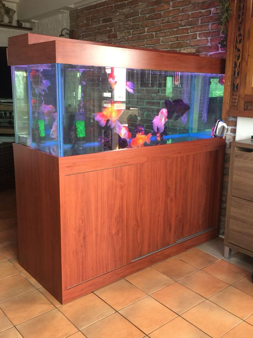 PRICE REDUCED  for Fish Tank with Accessories