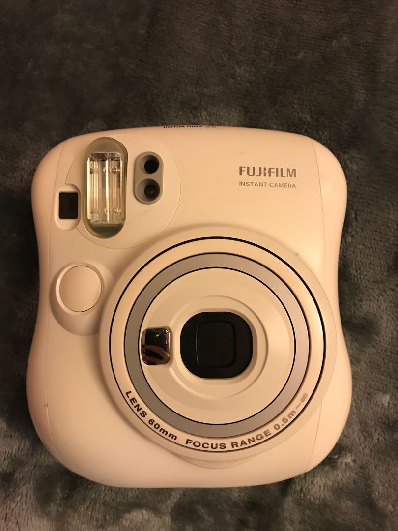Fujifilm富士instax mini 25-白