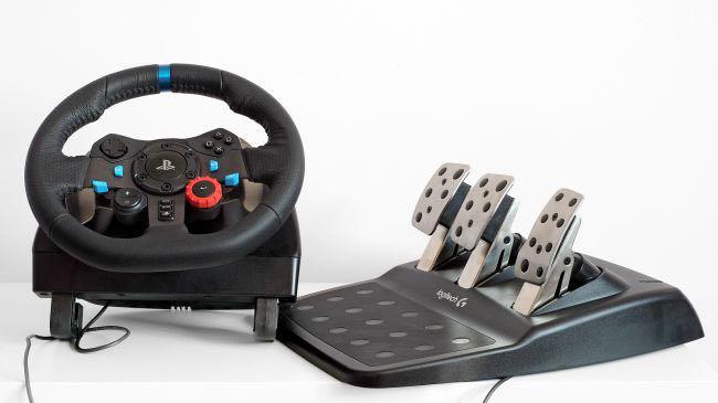 g29 racing wheel