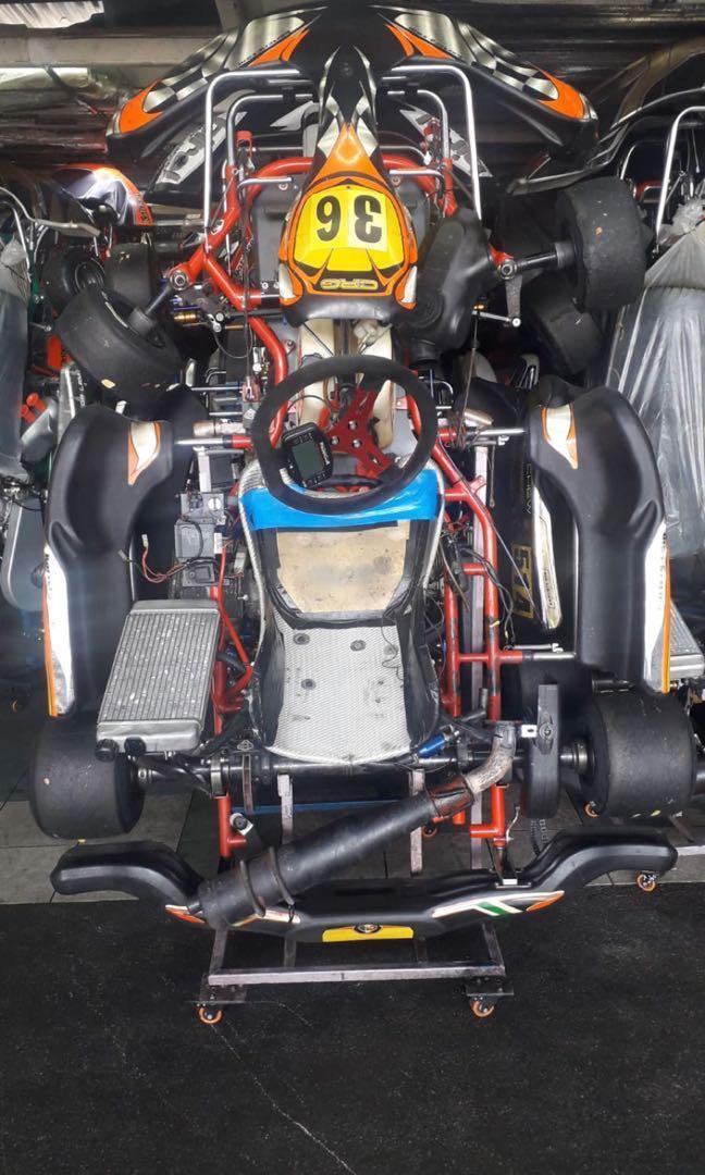Go kart /race kart crg