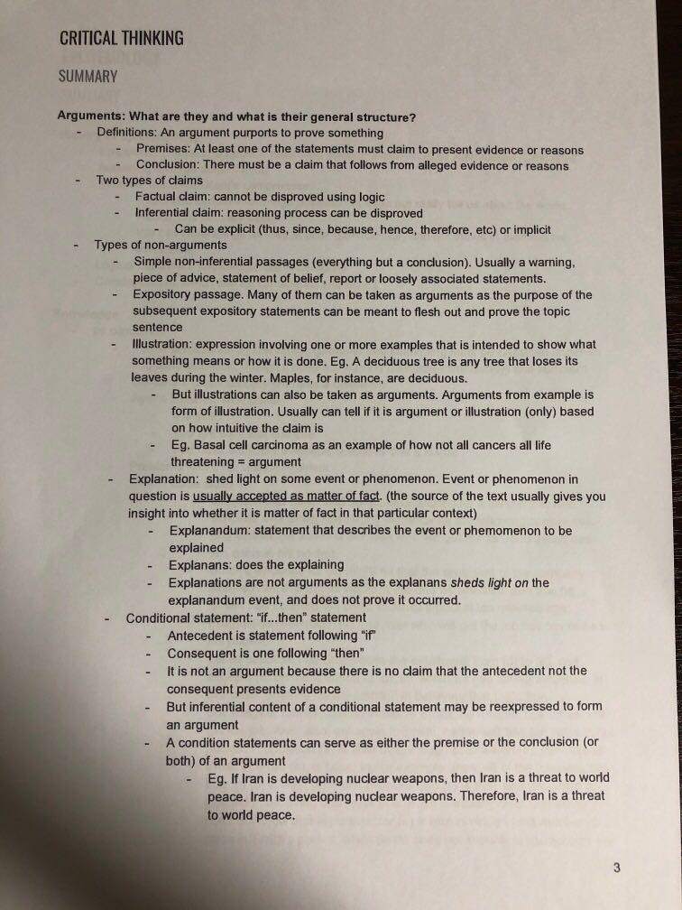 H2 Knowledge and Inquiry notes (self-research + hwa chong references)