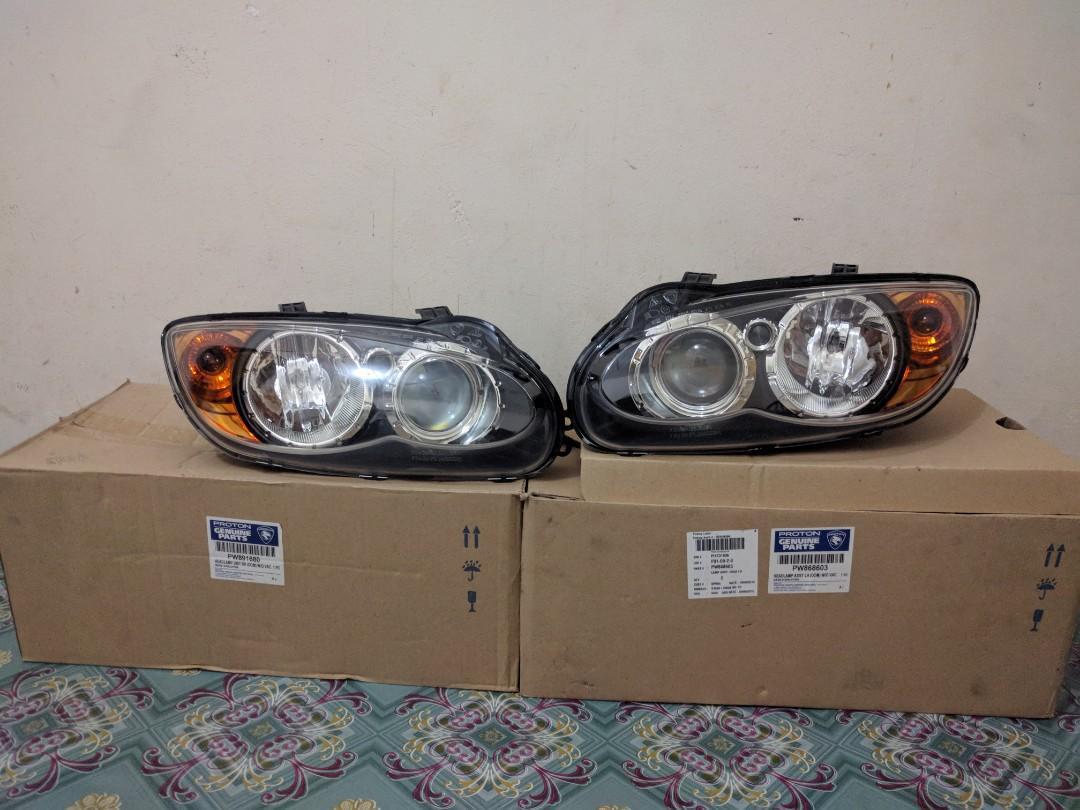 Headlamp Satria Neo