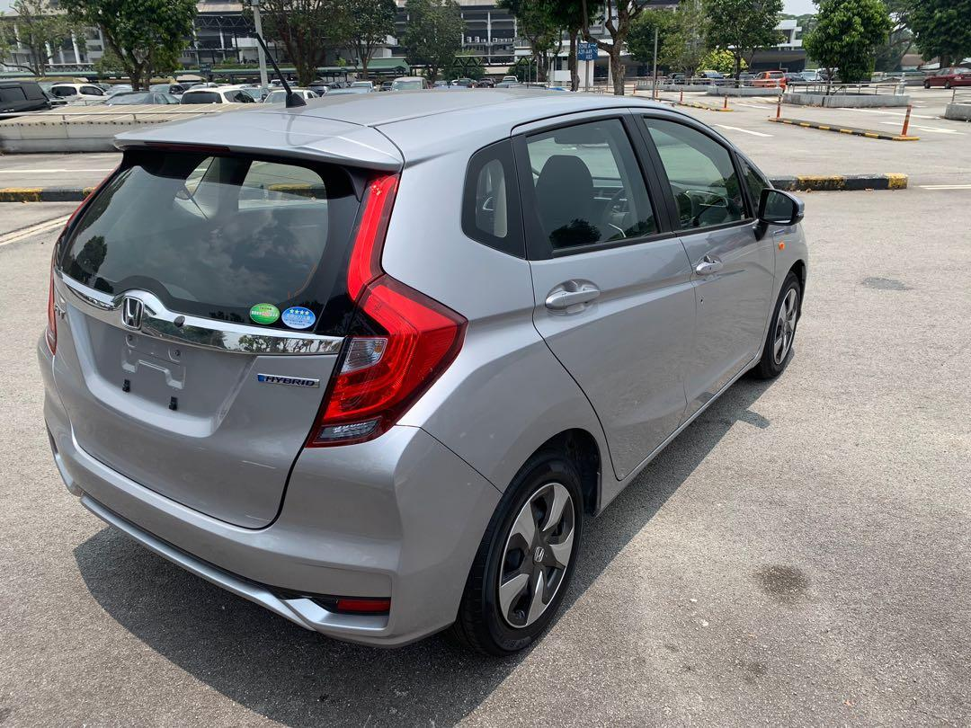 BRAND NEW - HONDA FIT HYBRID 1.5A FROM JAPAN