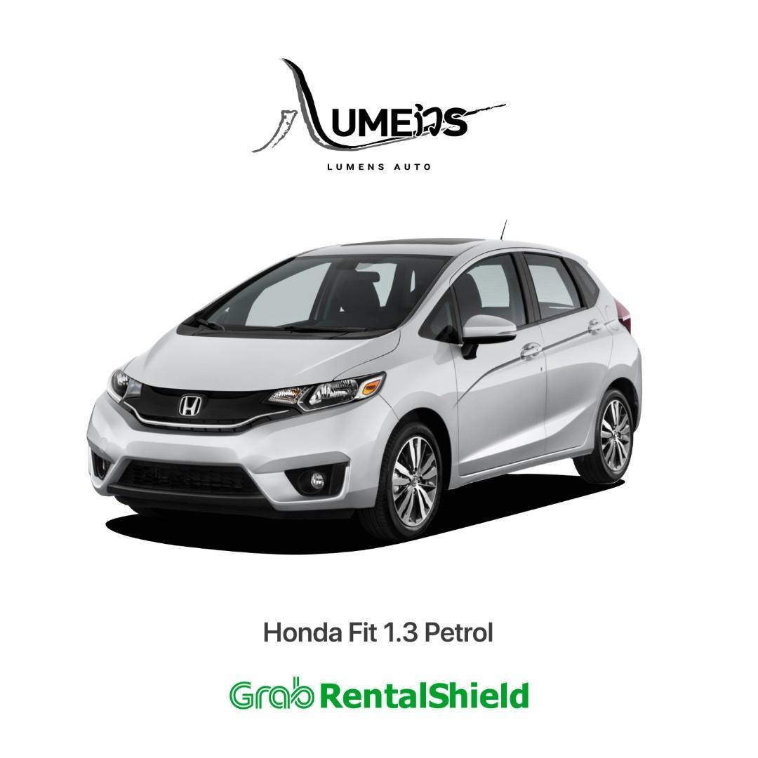 Honda Fit Petrol 1.5A for Short Term Rental
