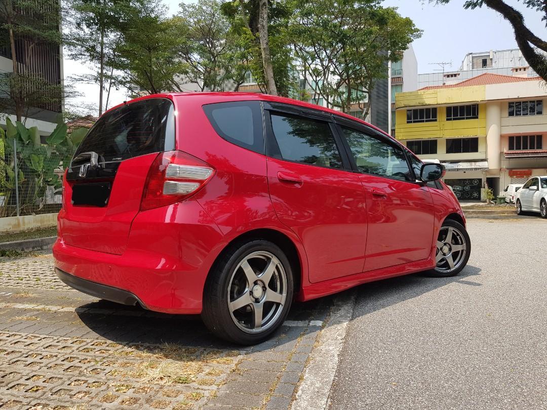 Honda Jazz 1.5A i-Vtec Skyroof Auto