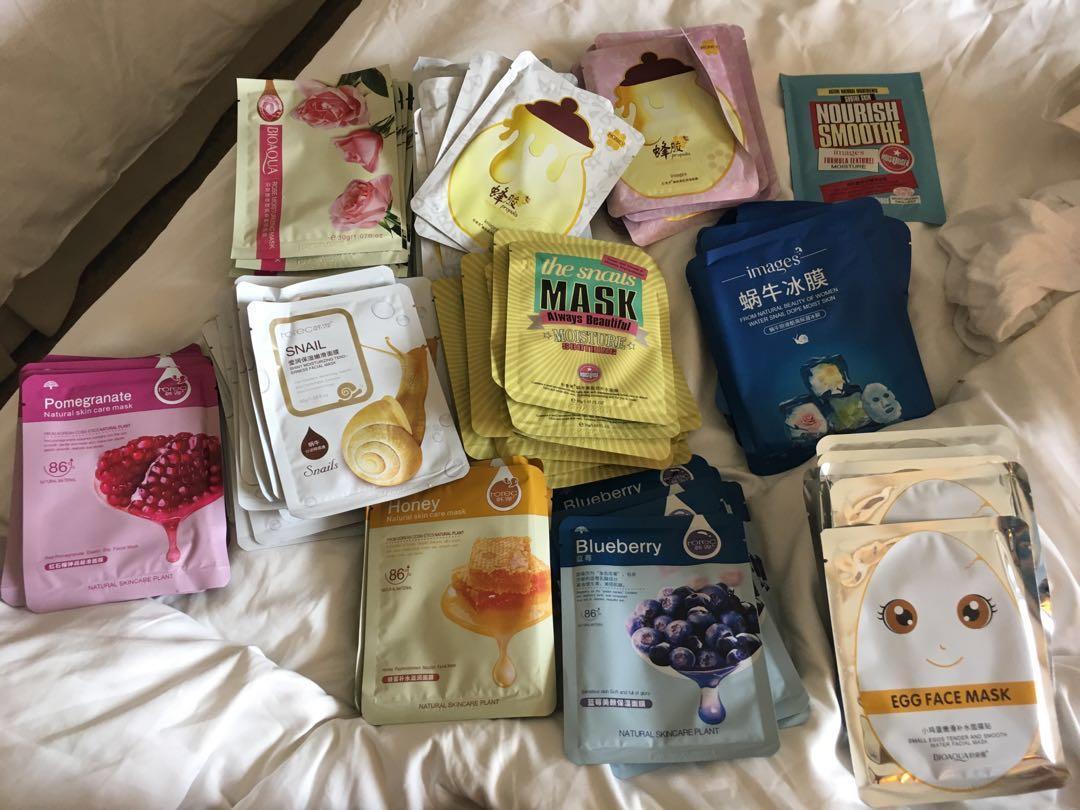 Nourish Honey Mask 20pcs-12.00SGD