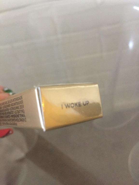 hourglass makeup Confession Ultra Slim Refill Lipstick New In I Woke Up makeup