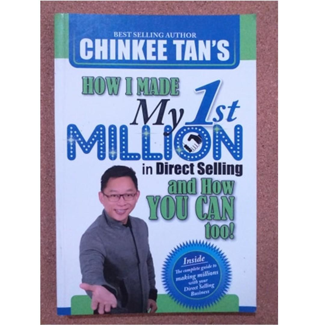 How I Made my first Million (Chinkee Tan) / Personal Development and Self Help Book