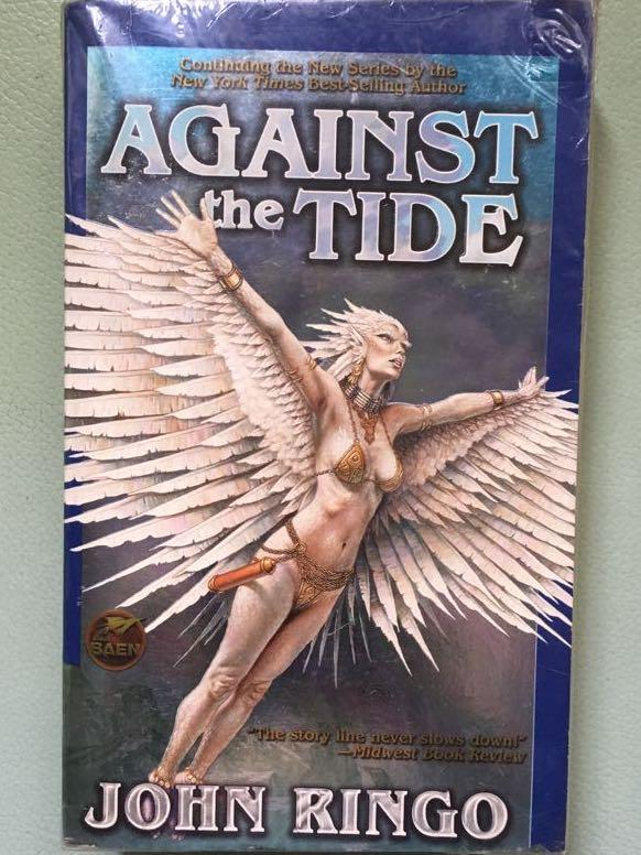 JOHN RINGO_Against the Tide_Military Sci-Fi novel