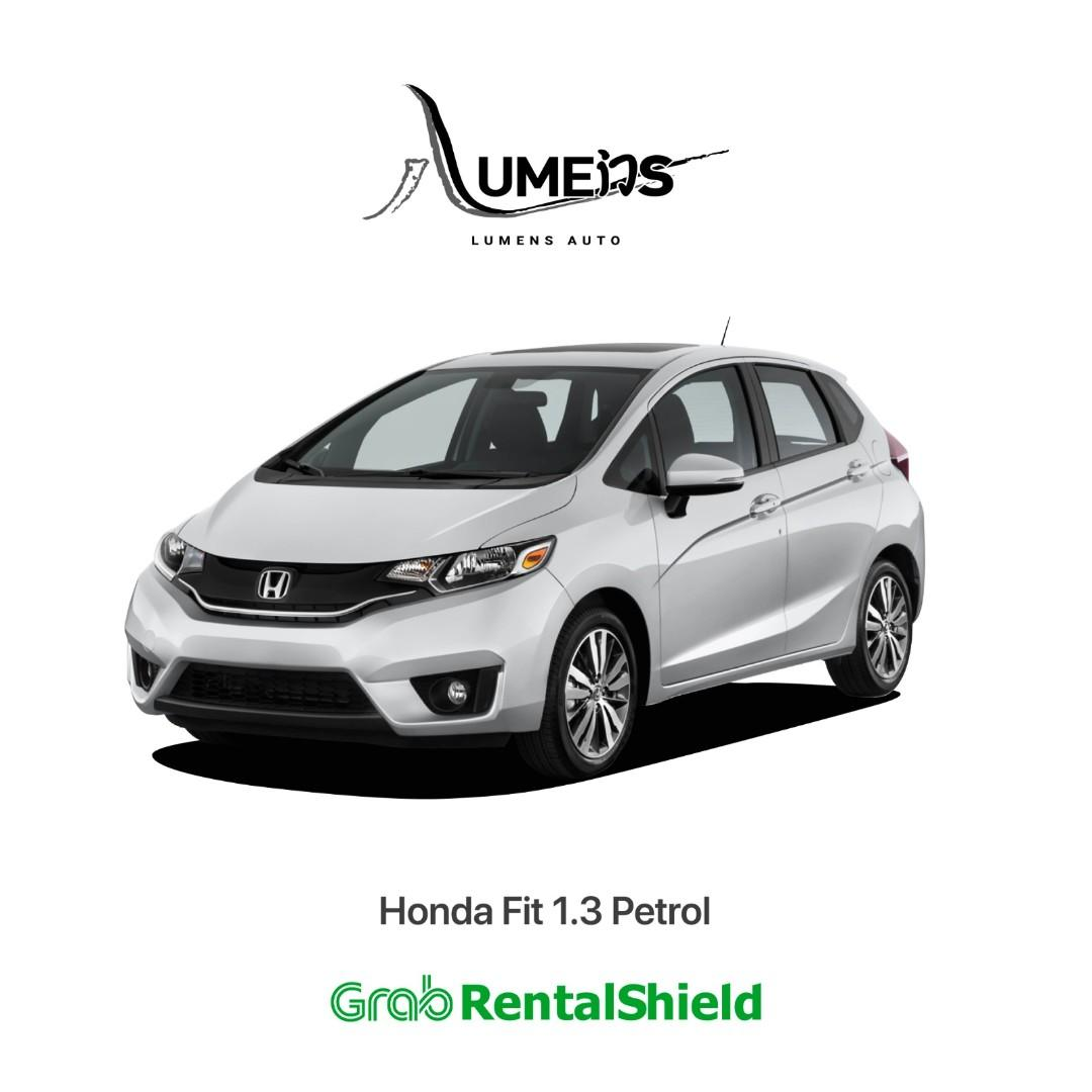 Just arrived! Honda Fit Petrol Super fuel efficient