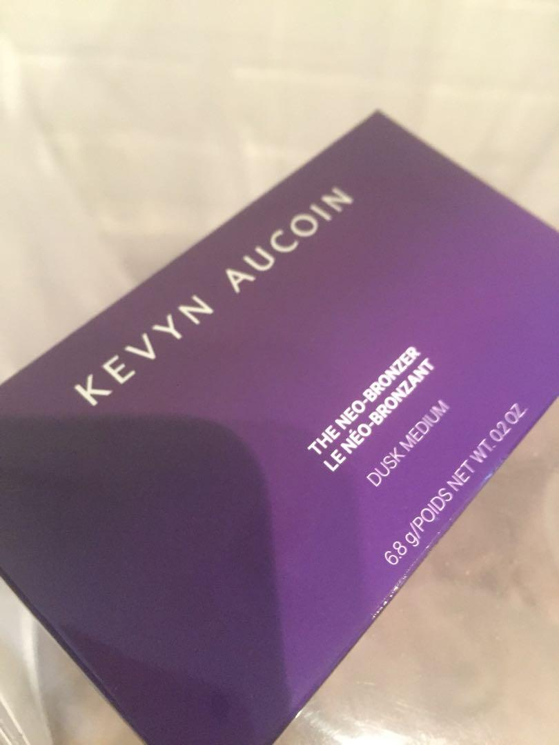 Kevyn Aucoin The Neo Bronzer in Dusk Medium New 6.8g