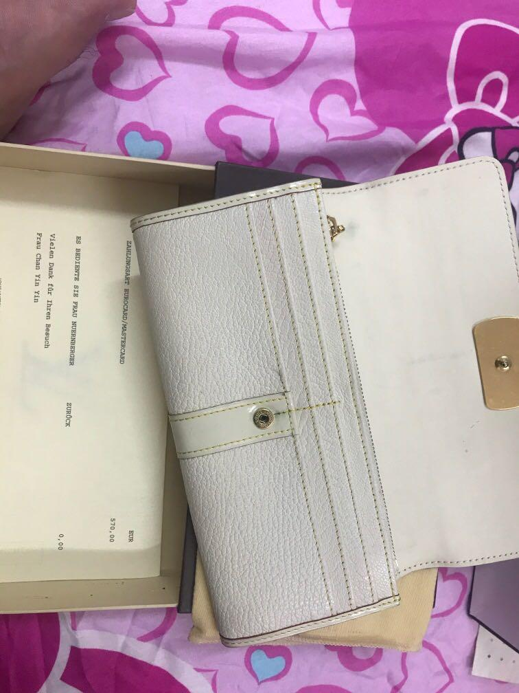 Louis Vuitton Long Wallet- price reduce