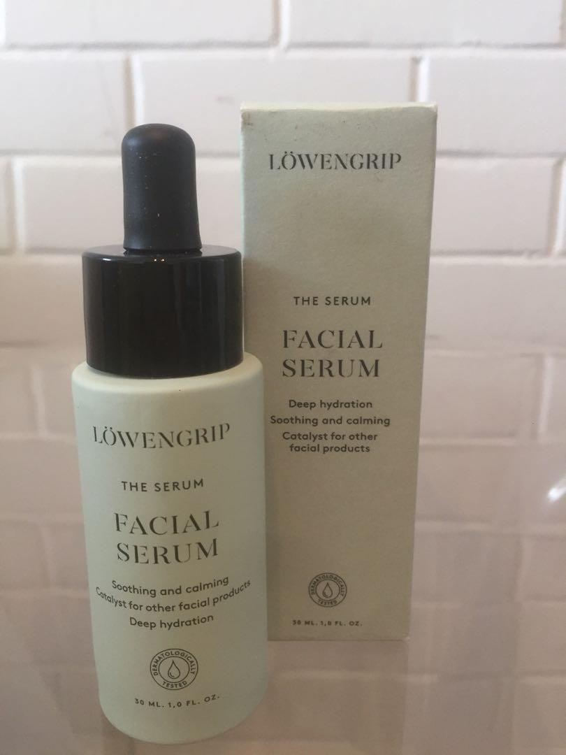 Löwengrip The Serum Facial Serum 30ml New Skincare beauty authentic in original packaging