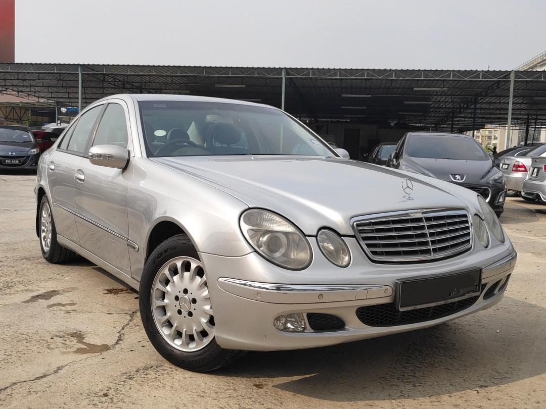 Mercedes Benz E200k W211 Cars Cars For Sale On Carousell