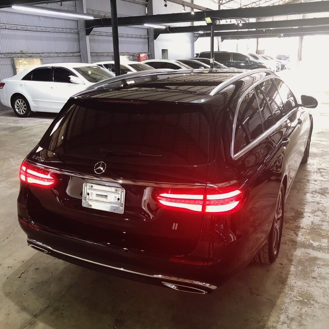 Mercedes-Benz/賓士 E200 Estate 2.0五門商務休旅