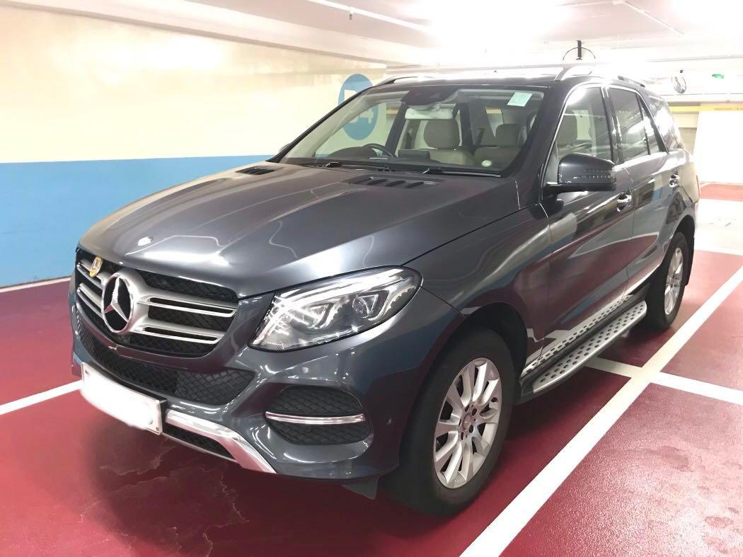 MERCEDES-BENZ GLE320 4Matic 2016