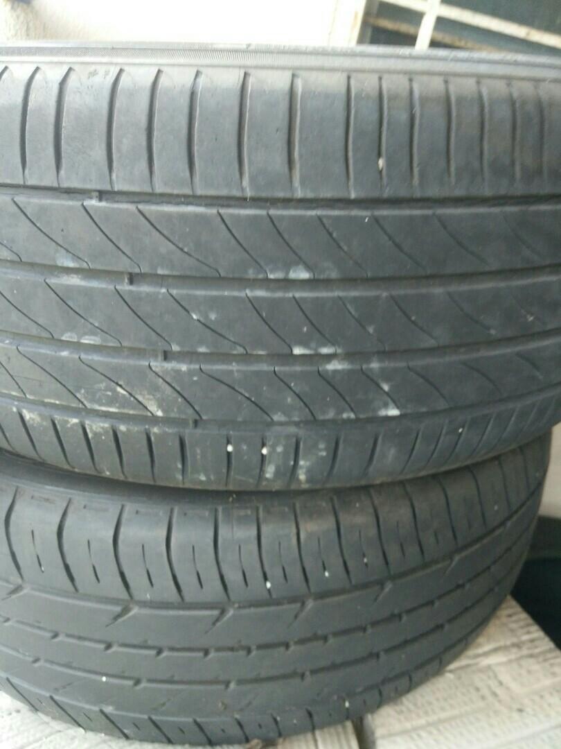 Michelin Premacy 225 55 17 1pc rm65