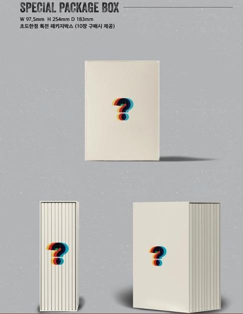 [Pre-order] SUPER JUNIOR 슈퍼주니어 (9TH ALBUM 9집) - TIME SLIP (10 COVER VERSIONS)