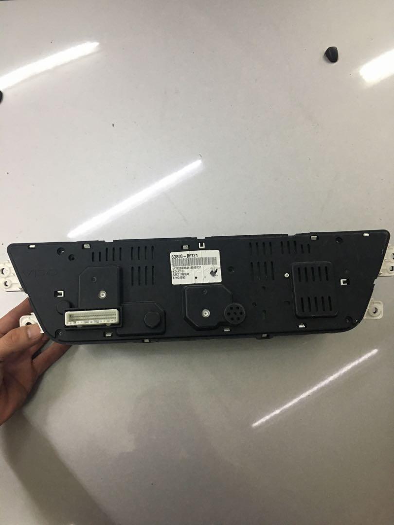 Produa Alza facelift meter