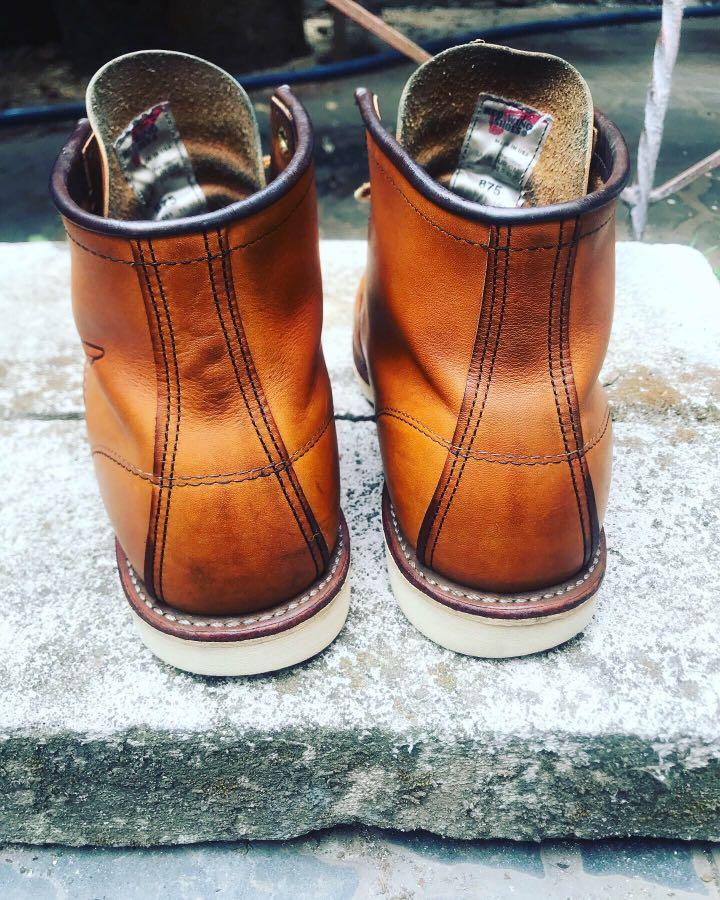 Red Wing 875 Size 42