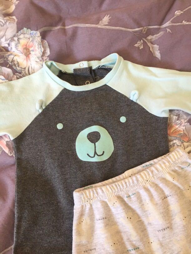 Rene Rofe pre loved designer baby set size 6-9 months