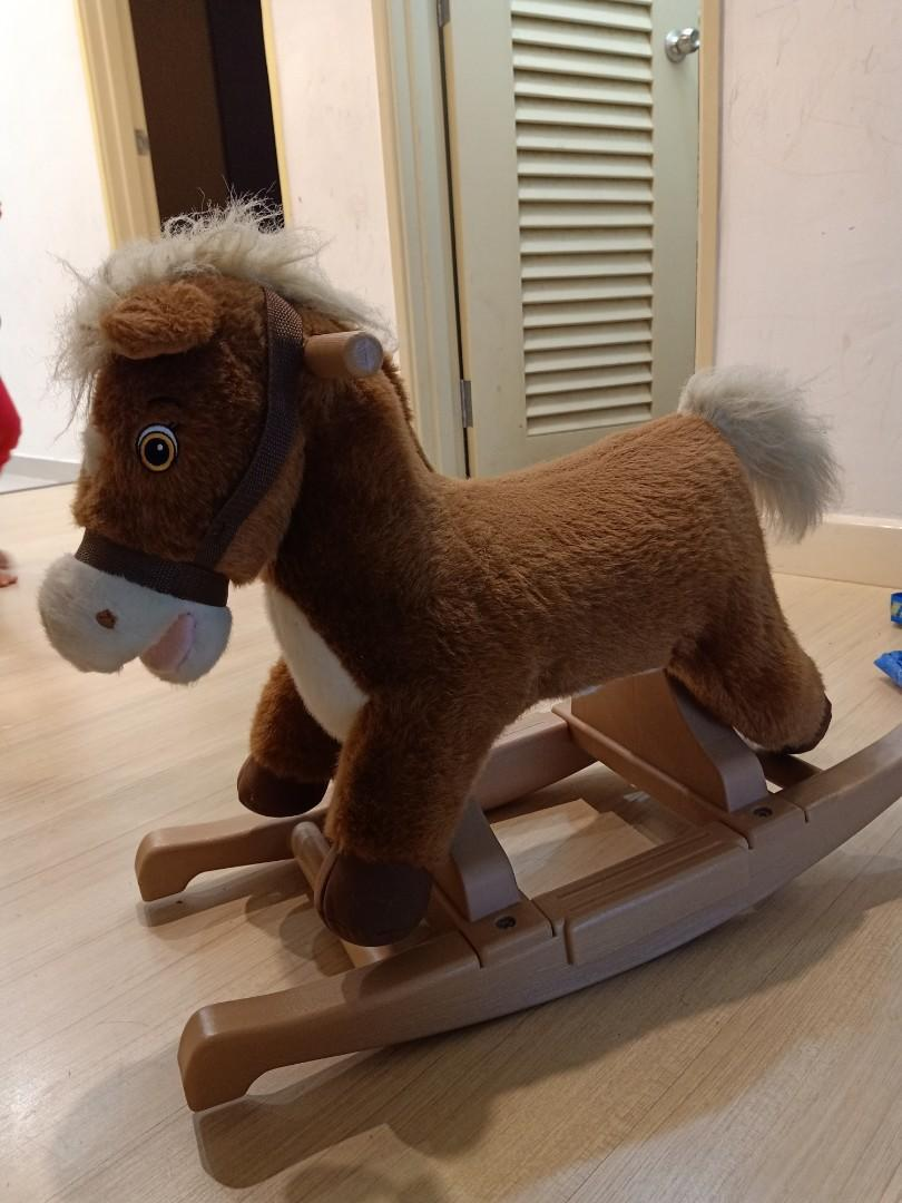 Rocking Horse ikea vtech fisherprice