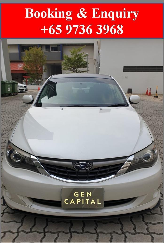 Subaru Impreza 2.0A *Best rates, full servicing provided!