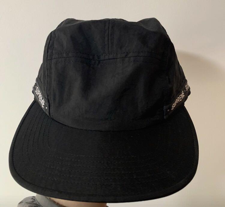 Supreme 五分割 五片帽 campcap