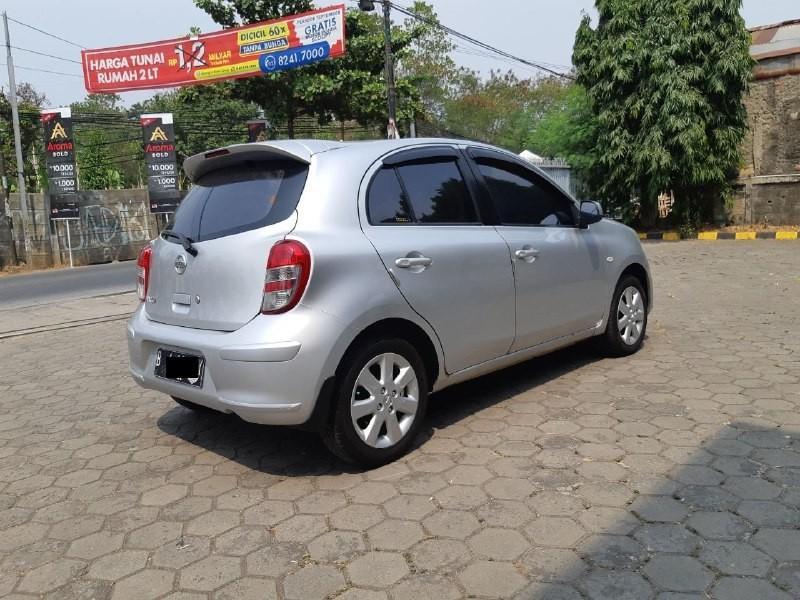 [TDP 6JT TERMURAH] Nissan March 1.2 L A/T 2012 Pajak Panjang TERAWAT [Nopol Ganjil]