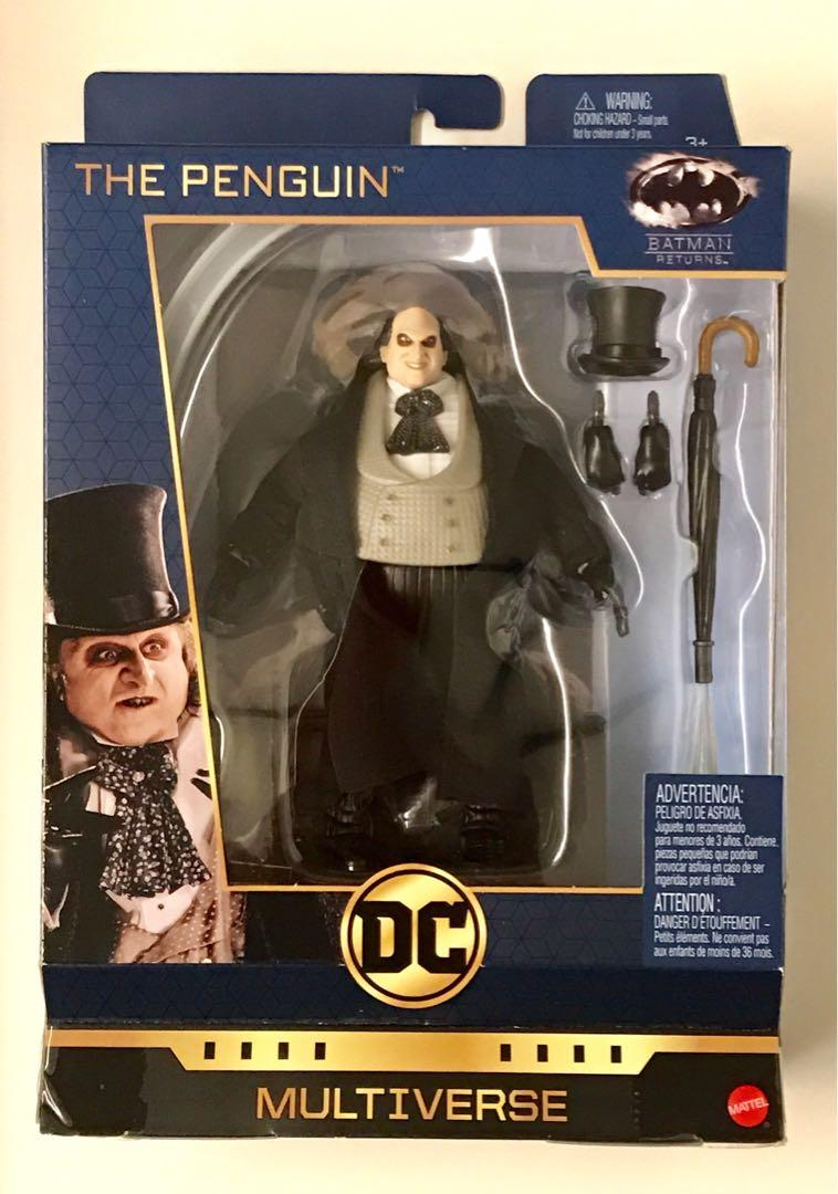 """The Penguin *RARE* DC Multiverse 6"""" Action Figure from The Dark Knight"""