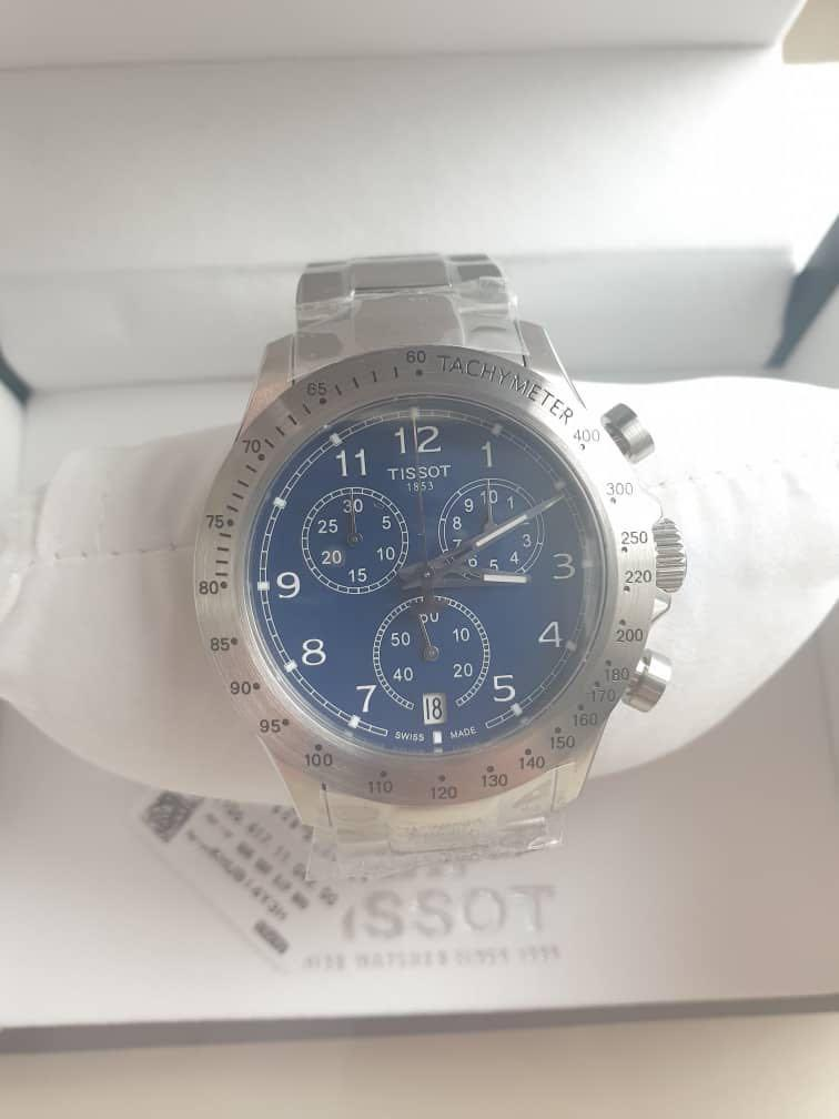 #Tissot V8  Chronograph Quartz Watch T106.417.11.042.00