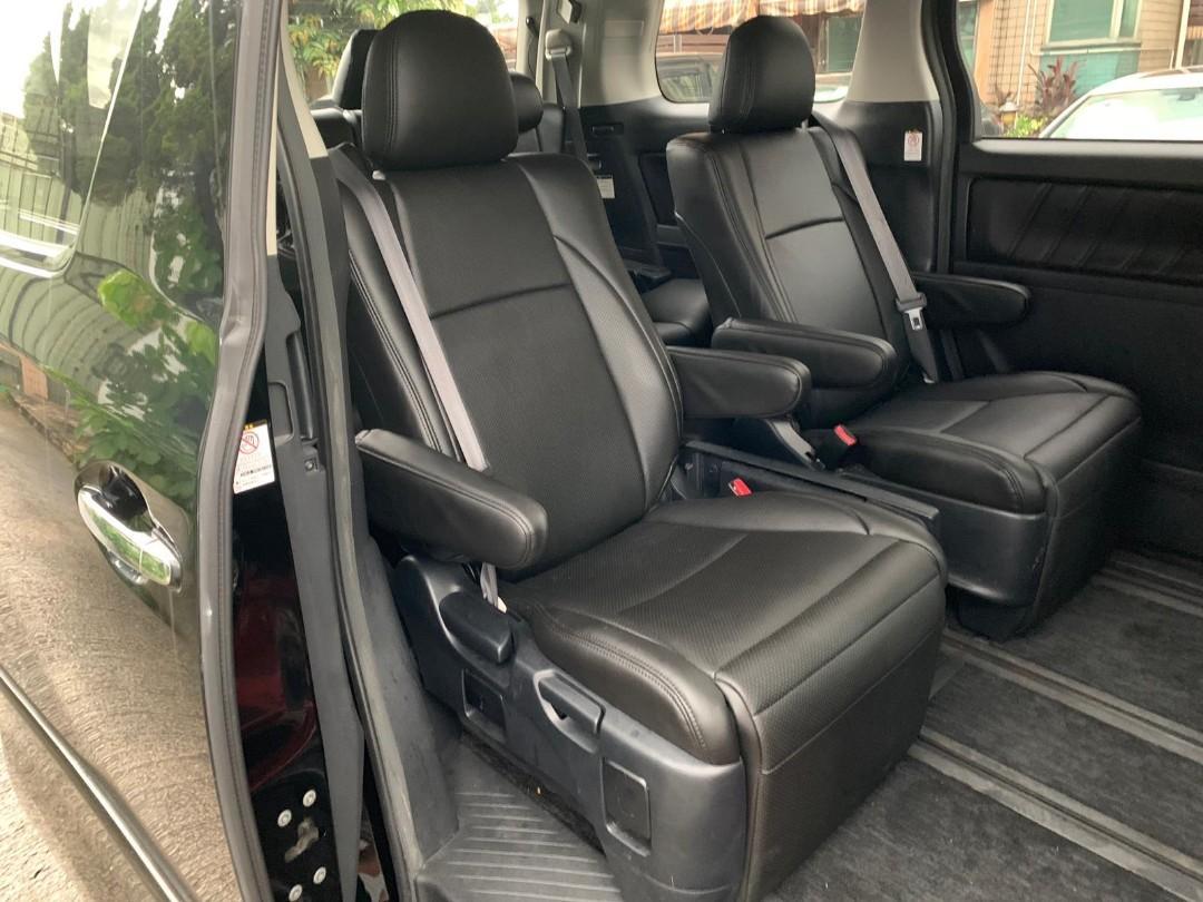 Toyota Alphard 350S 10' 黑色