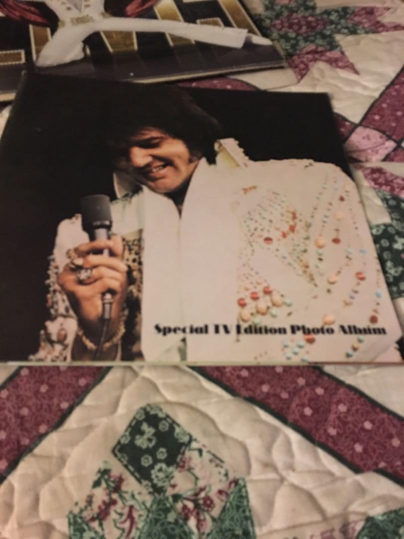 Variety of Elvis collection make a reasonable offer