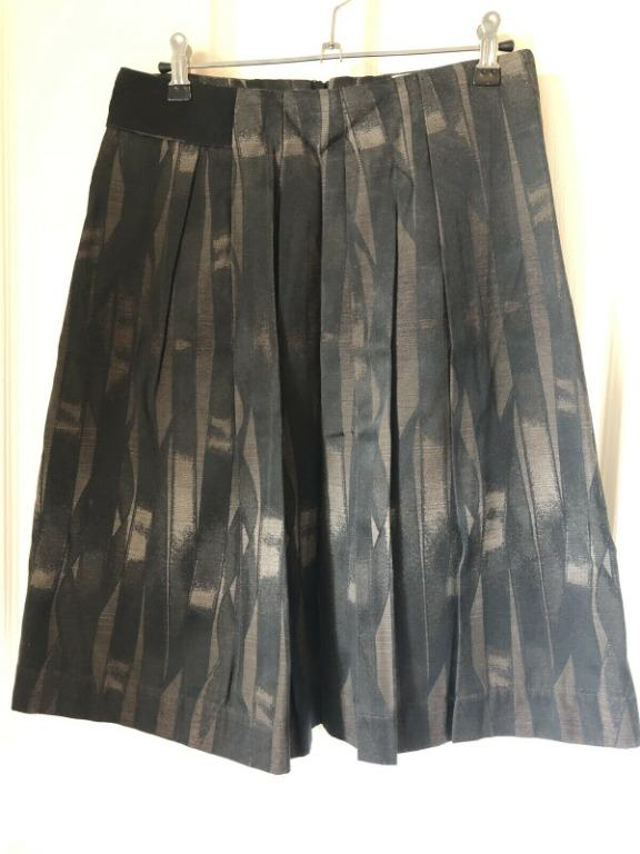 Veronika Maine Brown A Line Skirt Size 8 VGC Tried On Only RRP $189