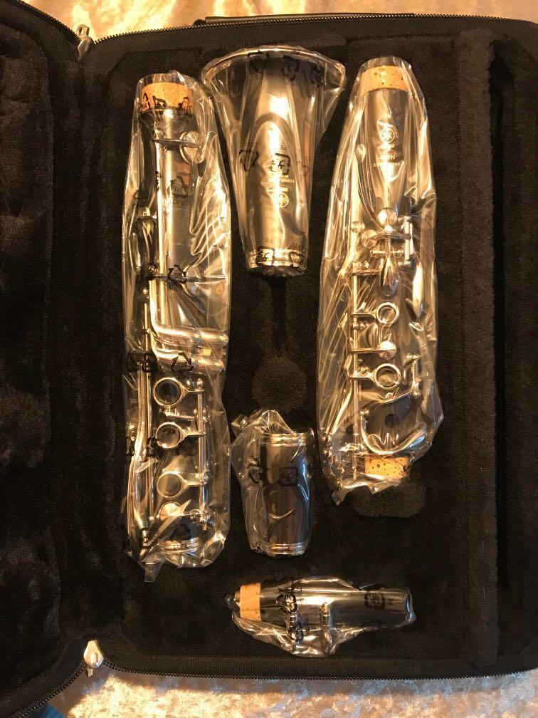 Yamaha Clarinet YCL-450N intermediate series