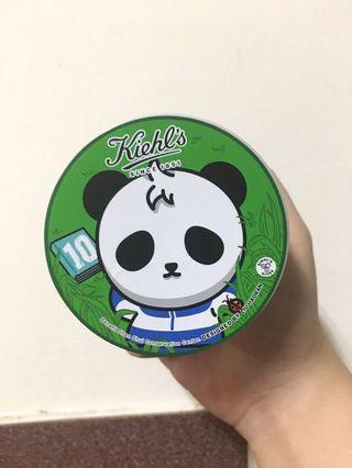 Kiehl's契爾氏 熊貓限定款 亞馬遜白泥淨緻毛孔面膜